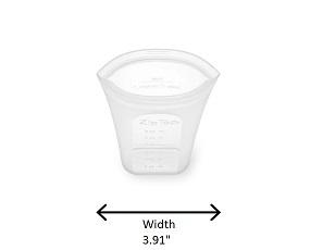 ZipTop ZipTop Breast Milk Storage Bag 2 pack