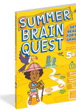 Summer Brain Quest Workbooks by Grade 5th to 6th