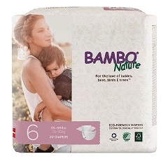 Bambo Nature Bambo Nature - Disposable Diapers