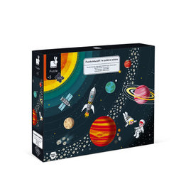 Janod Solar System Educational Puzzle
