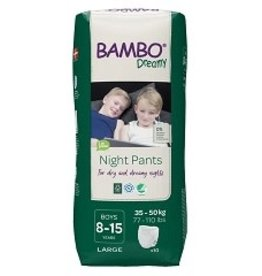 Bambo Nature Bambo Dreamy Night Pants 10ct