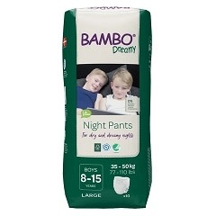 Bambo Nature Bambo Dreamy Night Pants 10ct