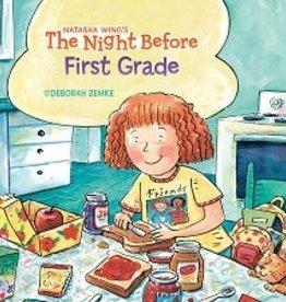 Night Before First Grade, Natasha Wing