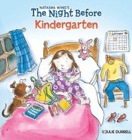 Night Before Kindergarten, Natasha Wing
