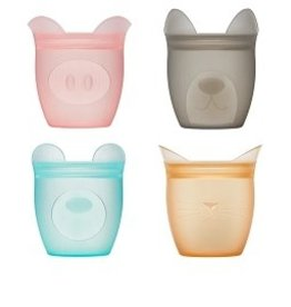 ZipTop Baby Snack Container 4 pc Set