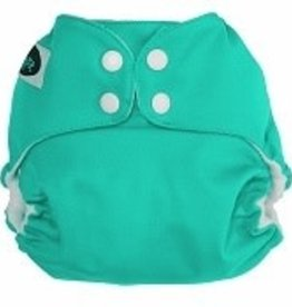 Imagine Imagine StayDry One Size Pocket Diaper  Aquamarine