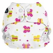 Imagine Imagine StayDry One Size Pocket Diaper  Flutter