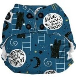 Imagine Imagine StayDry One Size Pocket Diaper  To the Moon