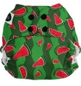 Imagine Imagine StayDry One Size Pocket Diaper  Watermelon Patch