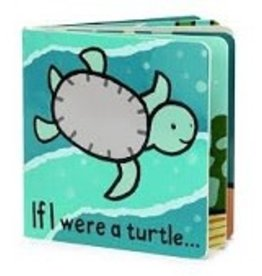 Jellycat If I Were a Turtle Tail Book