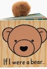 Jellycat Jellycat - If I Were a Bear Tail Book