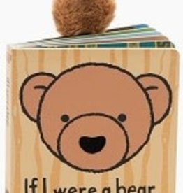 Jellycat Jellycat - If I Were a Bear Tail Book
