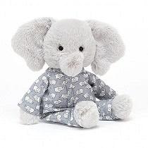 Jellycat Jellycat - Bedtime Elephant - Small