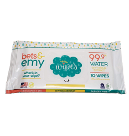 Bets & Emy - Wipes - 10 count