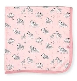 Magnetic Me FW2020 Modal Swaddle Blanket Pink Little One