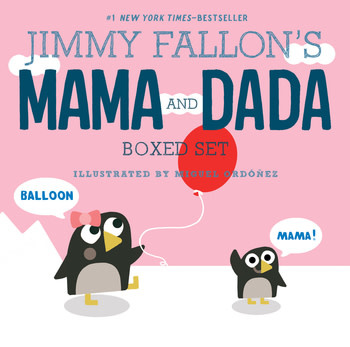 Jimmy Fallon's Mama & Dada Boxed Set