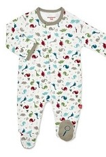 Magnetic Me Magnetic Me Organic Cotton Footie Dino Expedition
