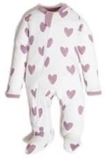 ZippyJamz Zippyjamz Footed  Pajamas- Stole My Heart