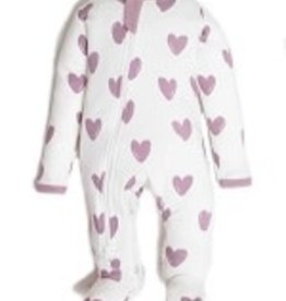 ZippyJamz Zippyjamz Footed Pajamas - Stole My Heart