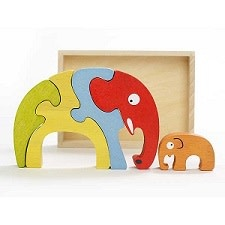 Puzzle Animal Family