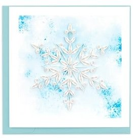 Holiday Card Snowflake