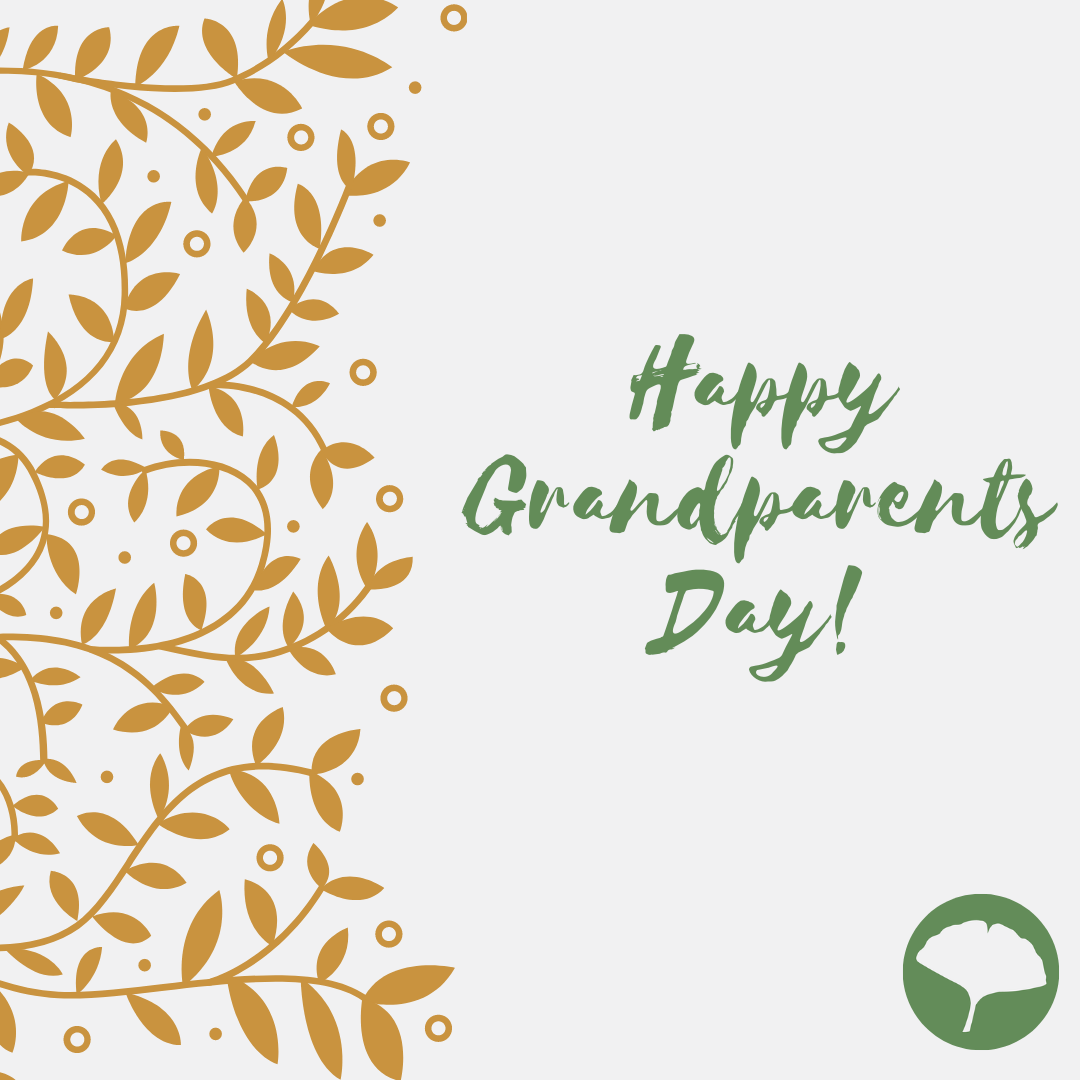Grandparents' Day - Extra Rewards All Weekend Long on September 11-13!