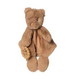 Sleepy Time Bear Soft Blankie