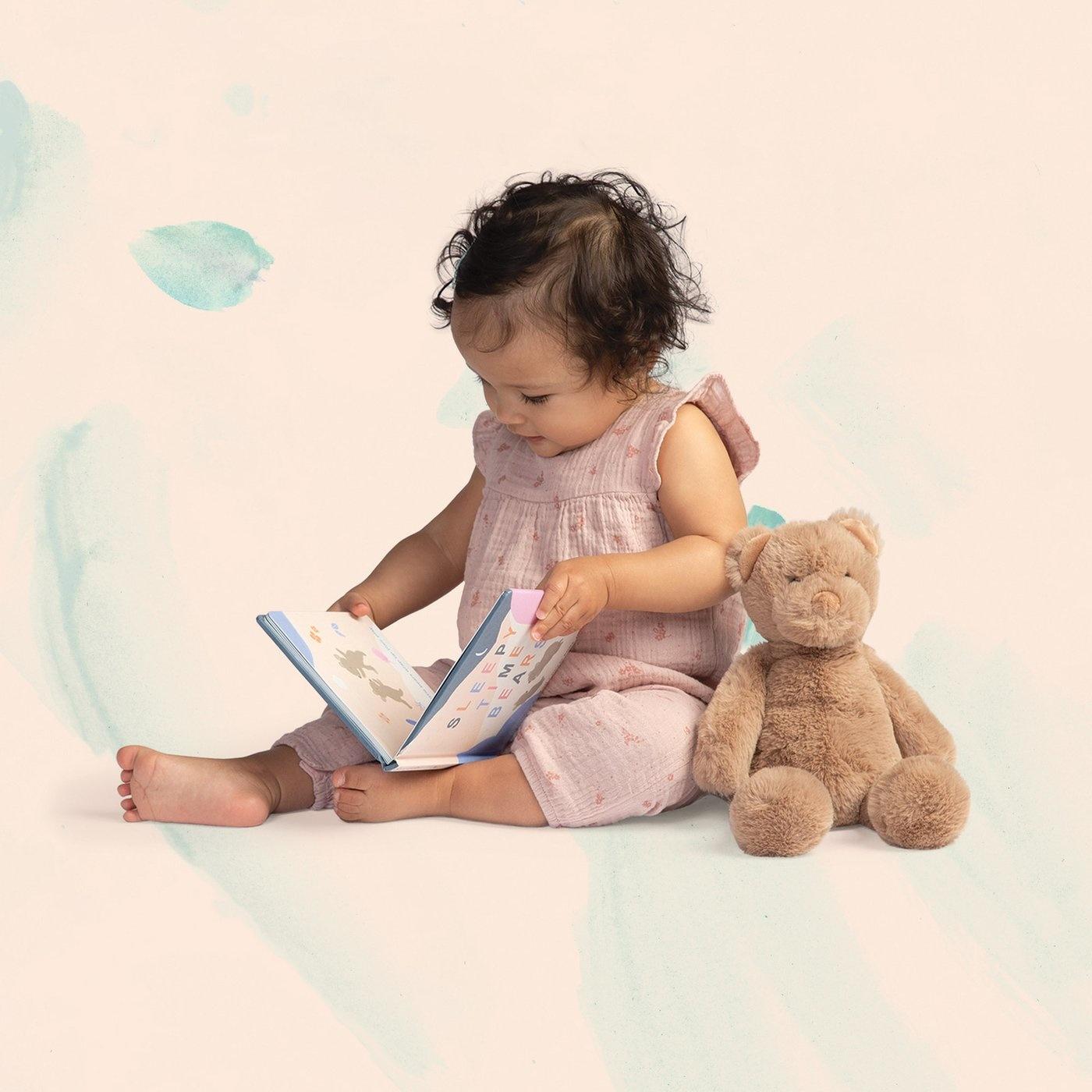 Sleepy Time Bears Board Book
