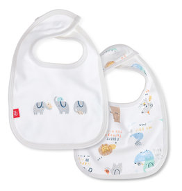 Magnetic Me Magnetic Me - Reversible Bib - My Year of Firsts