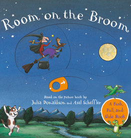 Room on the Broom - Push-Pull-Slide