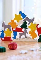 Animal Upon Animal - Christmas Stacking Game