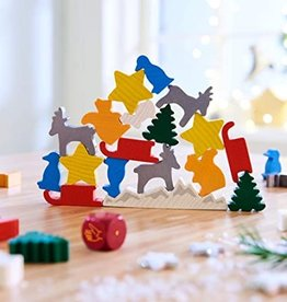 Animal Upon Animal - Christmas Stacking Game