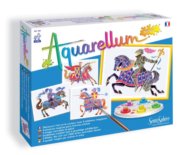 Aquarellum Aquarellum Junior Knights