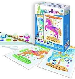 Aquarellum Aquarellum Mini Horses