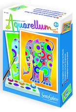 Aquarellum Aquarellum Mini Elephants