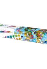 Aquarellum Aquarellum World Map