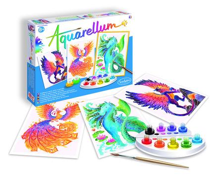 Aquarellum Aquarellum Mythical Animals