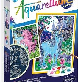 Aquarellum Aquarellum Unicorns