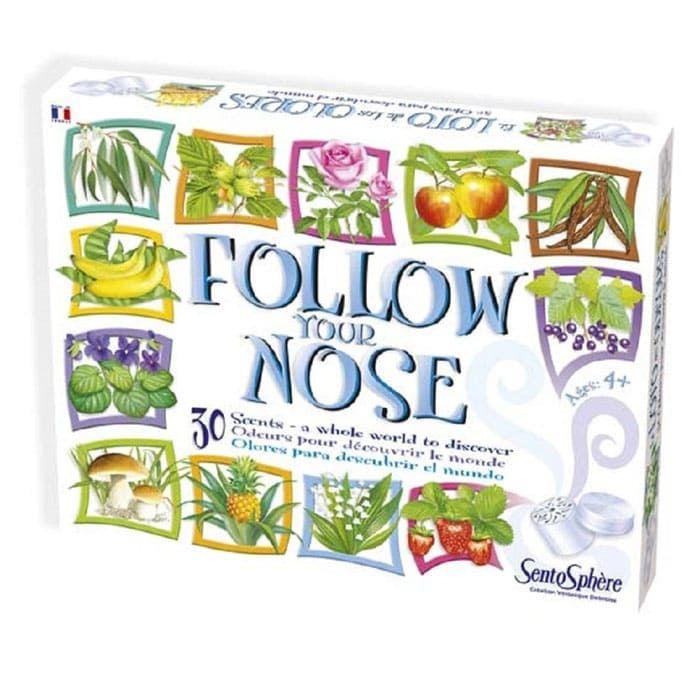 Aquarellum Follow Your Nose Game