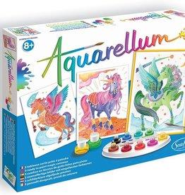Aquarellum Aquarellum Junior Unicorns