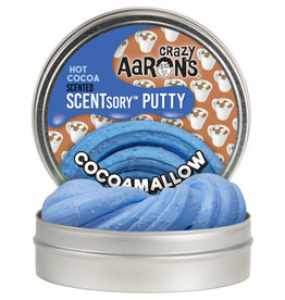 "Crazy Aaron's Scentsory Putty - 2.75"" Tin -Cocoamallow"