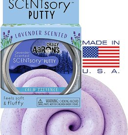 "Crazy Aaron's Scentsory Putty Tin 2.75"" - Calm Presence"