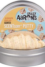 "Crazy Aaron's Scentsory Putty Tin 2.75"" - Ginger Snapper"