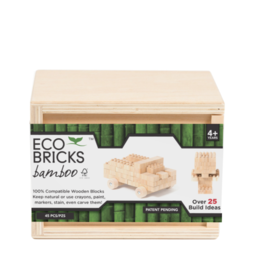 Eco-Bricks Eco-Bricks - 45 Piece Set