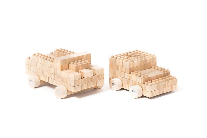 Eco-Bricks Eco-Bricks - 45 Piece Set