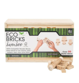 Eco-Bricks Eco-Bricks - 250 Piece Set