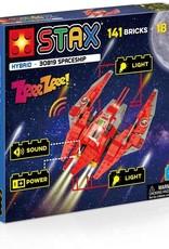 Light STAX Hybrid Building Blocks - Spaceship