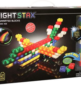 Light STAX Junior Classic Building Blocks - 102 Piece Set