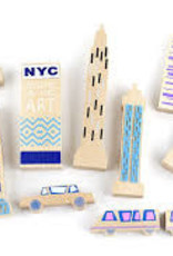 Wanderlust Wood & Felt Themed Playset - New York
