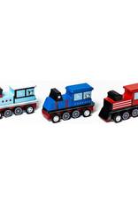 Jack Rabbit Creations Pull Back Train